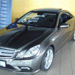 Mercedes bez barier Marach Bydgoszcz