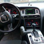 Audi A6 przystosowany dla osoby niepełnosprawnej urządzeniem Veigel Classic II