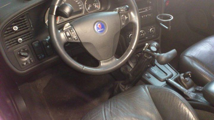 Przystosowanie samochodu Saan dla niepełnosprawnego kierowcy z Bydgoszczy
