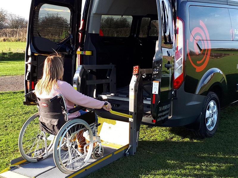 przystosowanie samochodu do przewozu osób niepełnosprawnych