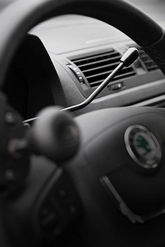 Veigel - przeniesienie kierunkowskazów i wycieraczek na drugą stronę kierownicy
