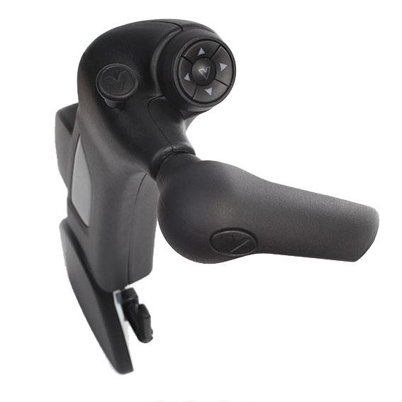źwignia ręczny gaz hamulec Veigel Classic II