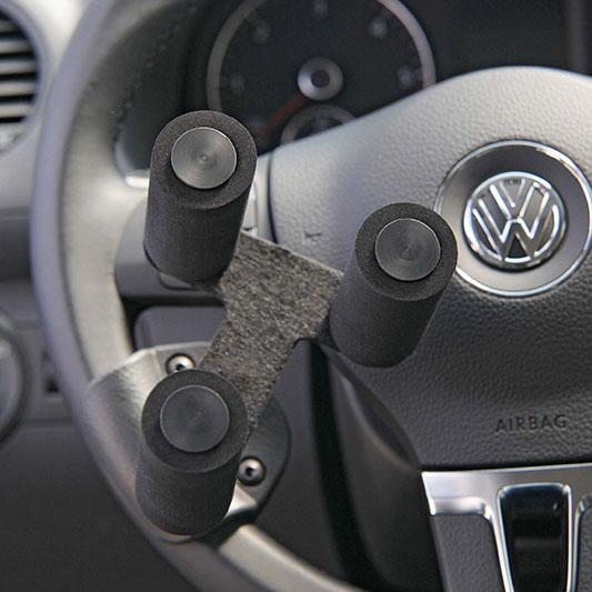 WIdelec na kierownicę Tri-Pin