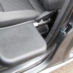 Pomoc w przesiadaniu do samochodu dla niepełnosprawnych - deska transferowa Veigel