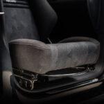 Obrotowy fotel do samochodu dla niepełnosprawnego kierowcy a także pasażera
