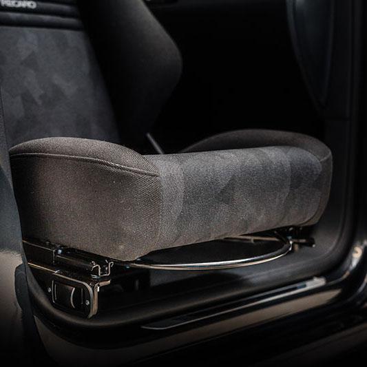 Obrotowy fotel samochodowy dla niepełnosprawnych - Veigel Twister