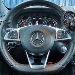 Gałka sterująca obrotowa na kierownicę Mercedes - Sojadis COMDIS