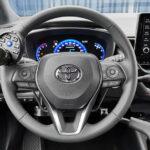 Gałka sterująca obrotowa na kierownicę Toyota - Sojadis COMDIS